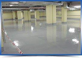 Гидроизоляция бетонной стяжки пола