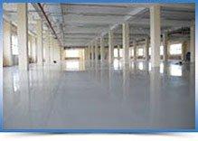 Ремонт бетона пола